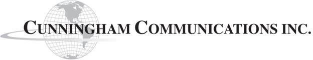 Cunningham Communications Inc.